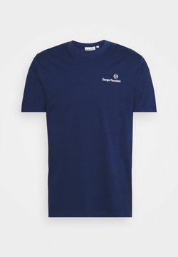 Sergio Tacchini - ARNOLD - T-shirt basic - blue depths