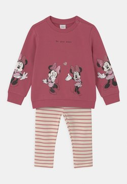 OVS - MINNIE SET - Sweatshirt - mauvewood