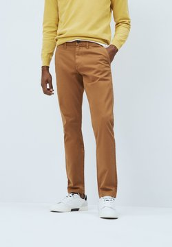 Pepe Jeans - CHARLY - Chino - cognac