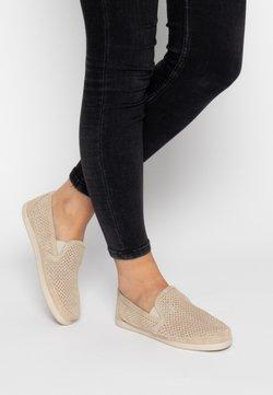 Minnetonka - PACIFIC  - Loafers - light beige