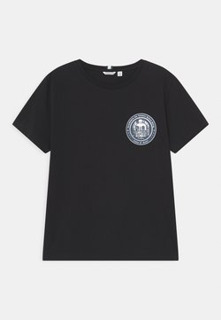 Björn Borg - SPORT UNISEX - T-Shirt print - black beauty