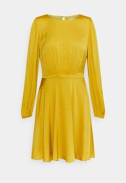 Milly - ELMA STRETCH DRESS - Vestido de cóctel - marigold