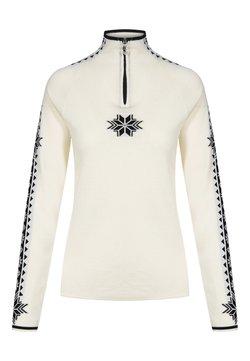 Dale of Norway - Geilo  - Sweatshirt - offwhite/black