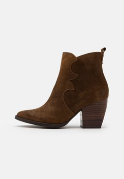 WONDERS - Ankle Boot - camel