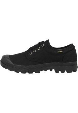 Palladium - PAMPA OXFORD ORIGINAL UNISEX - Sneakers laag - black