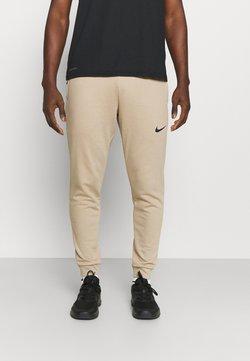 Nike Performance - PANT TAPER - Jogginghose - khaki/black