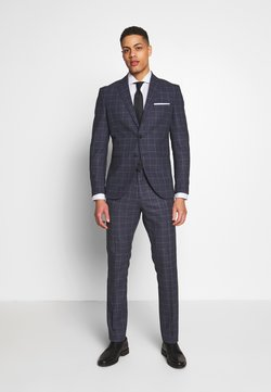 Selected Homme - SLHSLIM SUIT  - Anzug - blue