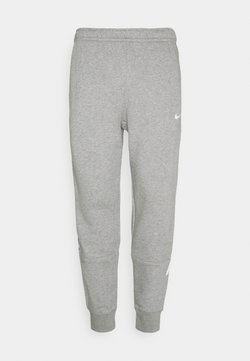 Nike Sportswear - REPEAT - Jogginghose - dark grey heather/white