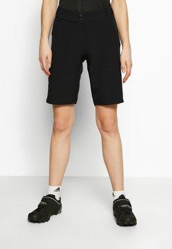 Ziener - NIVIA X FUNCTION - kurze Sporthose - black