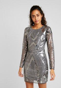 Nly by Nelly - LOVE THAT DRESS - Juhlamekko - silver