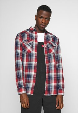 Jack & Jones - JJEWESTERN CHECK  - Hemd - tango red