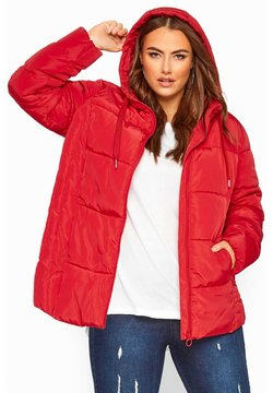 Yours Clothing - Daunenjacke - red