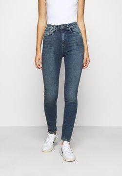 Nudie Jeans - HIGHTOP TILDE - Jeans Skinny Fit - abbot blues