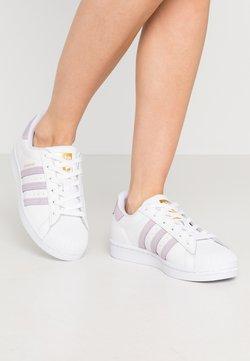 adidas Originals - SUPERSTAR  - Sneaker low - footwear white/core black