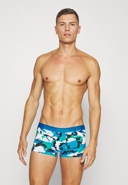 Calvin Klein Underwear - LOW RISE TRUNK - Panties - blue