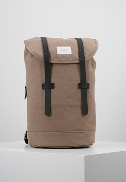 Sandqvist - STIG - Tagesrucksack - earth brown/navy
