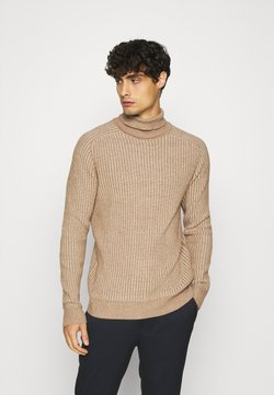 Pier One - Strickpullover - mottled beige