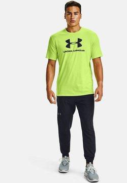 Under Armour - T-Shirt print - lime fizz