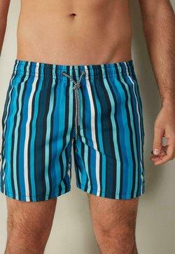 Intimissimi - Badeshorts - blue, white, blue