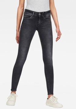 G-Star - LYNN - Jeans Skinny Fit - dusty grey