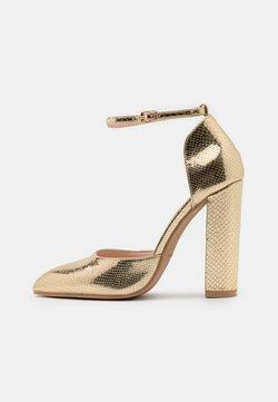 RAID - MAHI - Zapatos altos - gold