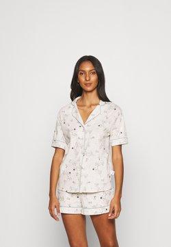 Marks & Spencer London - DALMATIAN - Pyjama - oatmeal