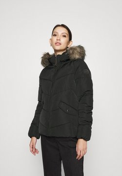 ONLY - ONLROONA QUILTED JACKET - Winterjacke - black