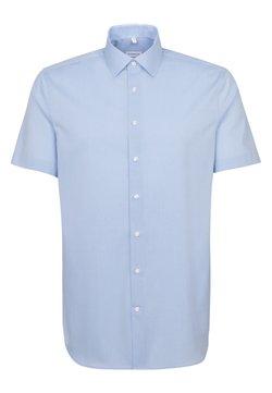 Seidensticker - SHAPED FIT - Businesshemd - blue