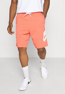 Nike Sportswear - ALUMNI - Jogginghose - turf orange