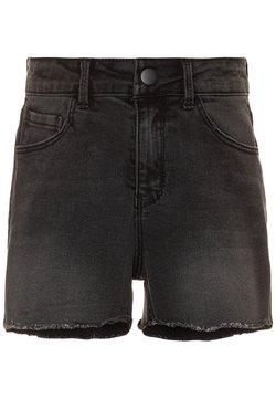Name it - NKFRANDI  - Shorts di jeans - black denim