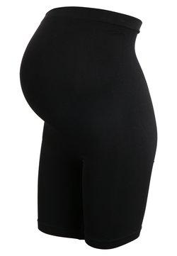 JoJo Maman Bébé - MATERNITY DUAL SUPPORT SLIMMING SHORTS - Onderbroeken - black