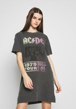 American Eagle - ACDC DRESS - Jerseykleid - washed black
