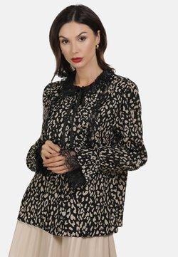faina - Bluse - leopard