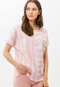 BRAX - STYLE CAELEN - T-Shirt print - rose