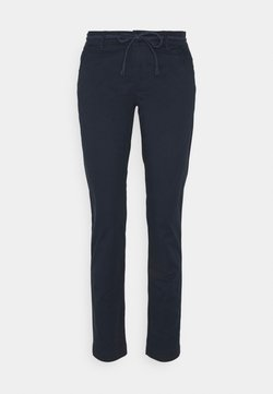 ONLY - ONLEVELYN ANKLE PANT  - Chino - navy blazer