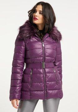 faina - Winterjacke - violett