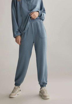 OYSHO - Jogginghose - blue