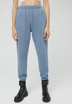 PULL&BEAR - Jogginghose - mottled blue