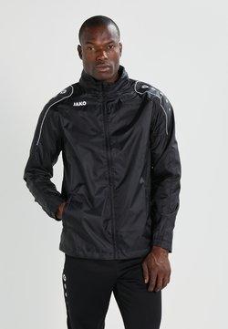 JAKO - TEAM - Regenjacke / wasserabweisende Jacke - schwarz