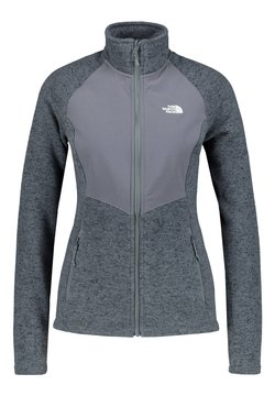 The North Face - Fleecejacke - grau