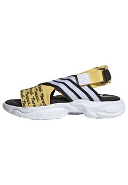 adidas Originals - Sandalen - coryel/ftwwht/cblack