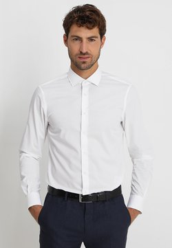 Tommy Hilfiger Tailored - SLIM FIT - Camicia elegante - white