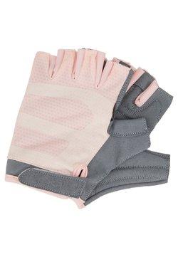 Casall - EXERCISE GLOVE - Torghandskar - lucky pink/grey