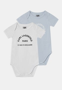 KARL LAGERFELD - BABY 2 PACK - Body - light blue