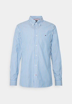 Tommy Hilfiger - BOLD STRIPE REGULAR FIT - Hemd - copenhagen blue/ivory /yale navy