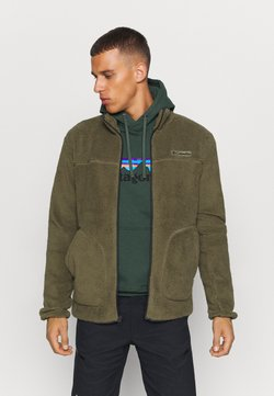 Columbia - RUGGED RIDGEII - Veste polaire - stone green/shark
