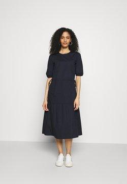 edc by Esprit - CVE DRESS - Vestido largo - dark blue