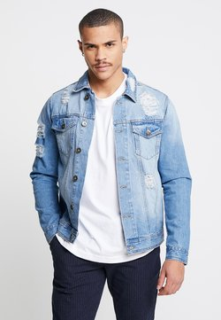 Redefined Rebel - JASON JACKET - Spijkerjas - light blue