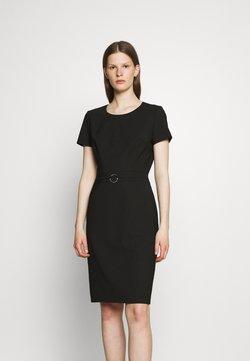HUGO - KILINA - Sukienka z dżerseju - black