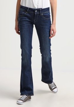 G-Star - MIDGE MID BOOTCUT - Jeans Bootcut - neutro stretch denim